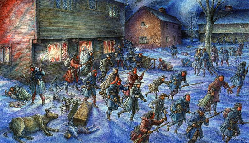 1704 Attack on Deerfield