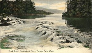 Rock Dam, Connecticut River Turners Falls, MA